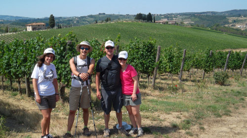 Half-Day Tuscany Hiking Tour