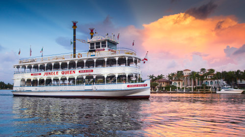 Riverboat Dinner Cruise