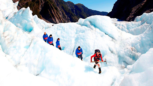 Ice Explorer Helicopter Flight by Franz Josef Glacier Guides Limited