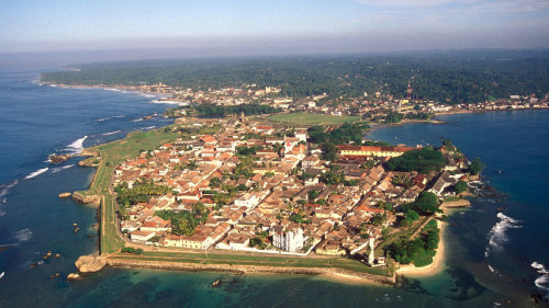Galle City Tour & Balapitiya River Safari with Lunch