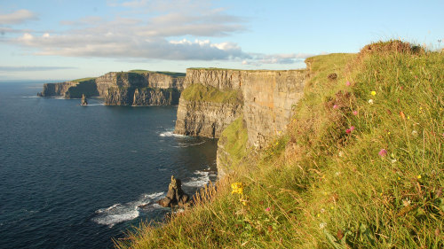 2-Day West Coast Tour: Galway & Limerick by Railtours Ireland First Class
