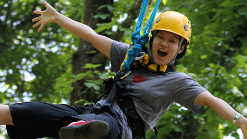 Zipline Tennessee - Canopy Tour in the Smokies