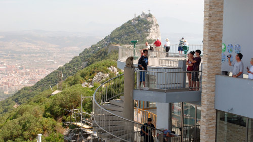 The Rock of Gibraltar Tour