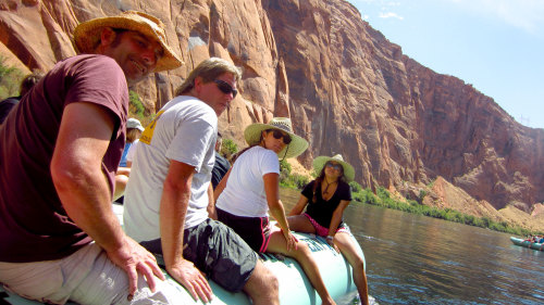 Colorado River Scenic Float Trip