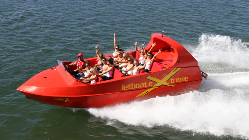 Jet Boat Ride by Jet Boat Extreme