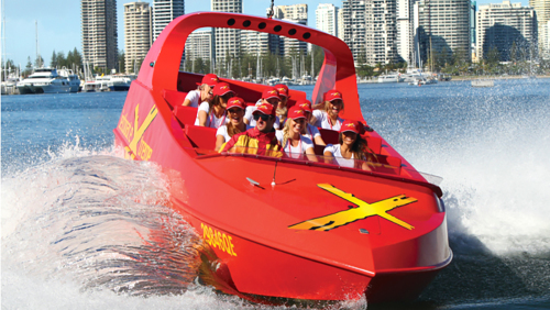 Jet Boat Ride & Helicopter Tour by Jet Boat Extreme