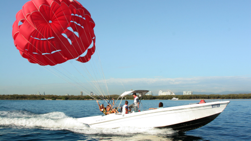 Parasailing Experience by Gold Coast Watersports