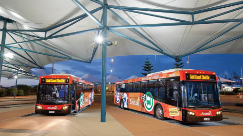 Shared Shuttle: Gold Coast Airport (OOL) by Gold Coast Tourist Shuttle