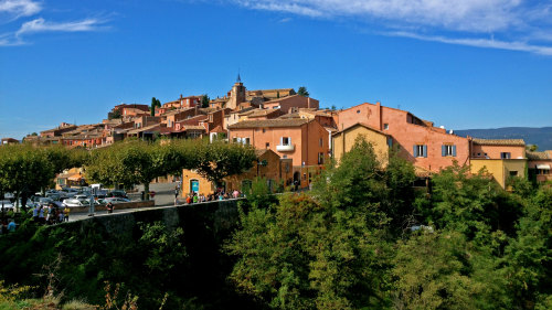 Hilltop Villages Tour: Vaucluse, Roussillon & Gordes