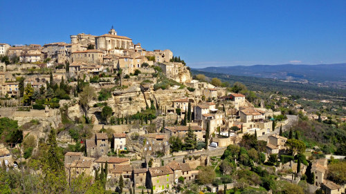 Wonders of Provence & Luberon Full-Day Tour