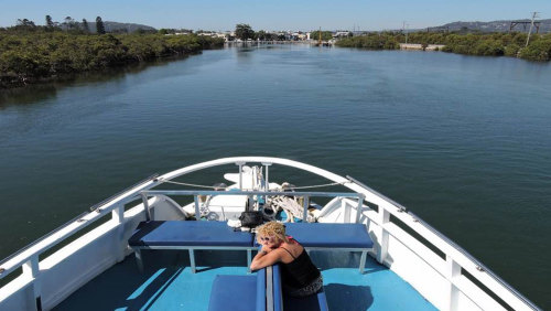 Central Coast of Brisbane Cruise by Starship Cruises