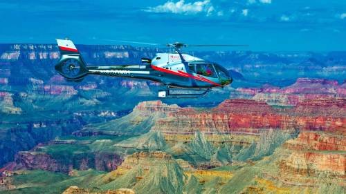 Maverick Helicopters: Grand Canyon Spirit Tour