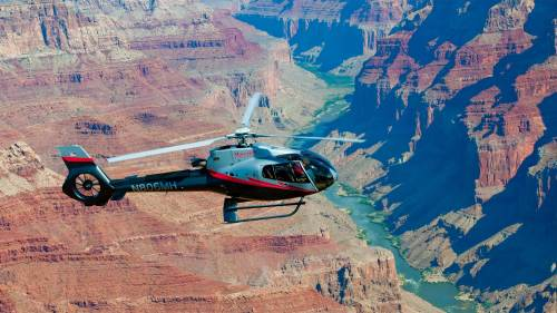 Maverick Helicopters: South Grand Canyon SUV & Helicopter