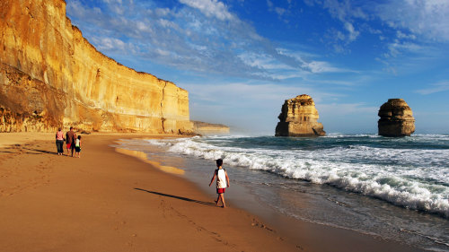 Great Ocean Road Sunset Tour by Bunyip Tours