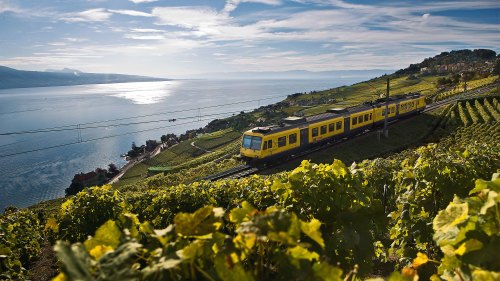 Cheese & Chocolate Tour with the Golden Express Train by Keytours