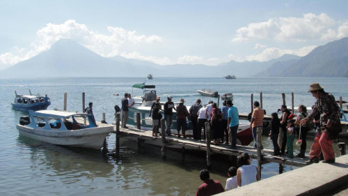 Lake Atitlán & Santiago Village Tour with Boat Ride