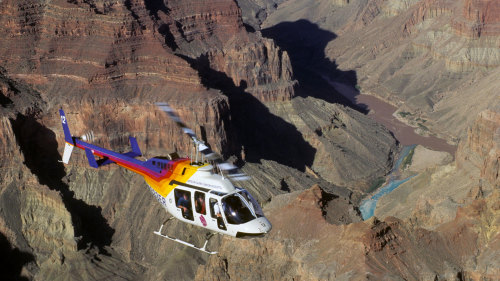 Grand Canyon Deluxe Tour with Optional Helicopter Ride