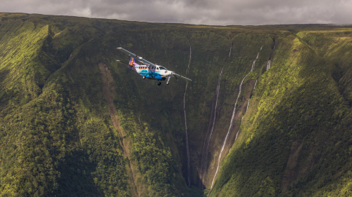 Complete Island Volcano Air Tour