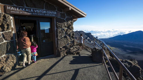 Haleakala & Iao Valley Sightseeing Tour