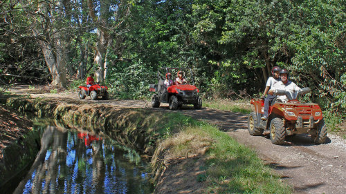 Ocean & Kohala Ditch Trail ATV Adventure