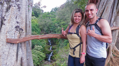 Waterfall & Rainforest ATV Adventure