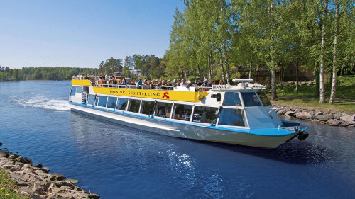 Sightseeing Cruise in the City & Archipelago