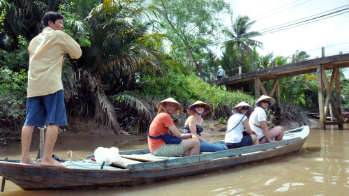 Small-Group Mekong Discovery Tour from Urban Adventures