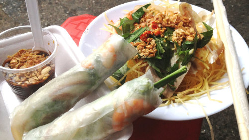 Small-Group Saigon Street Food by Night Tour by Urban Adventures