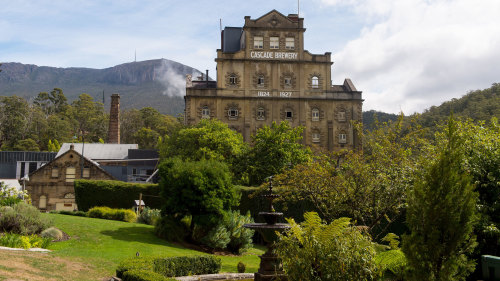 Cascade Brewery Heritage Tour