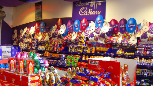 Chocolate Tour at the Cadbury Visitor Centre by Gray Line