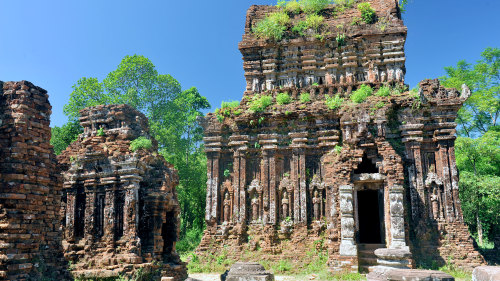 Cham Cultural Heritage Tour to My Son by Threeland Travel