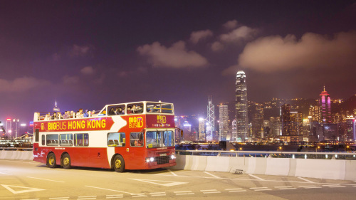 Night Tour by Big Bus