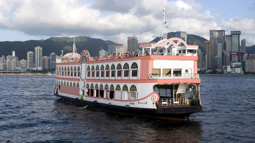 Dinner Cruise Aboard the Pearl of Oriental