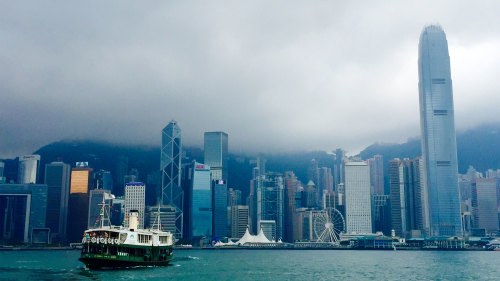 Hong Kong 101 by Liuda Tour