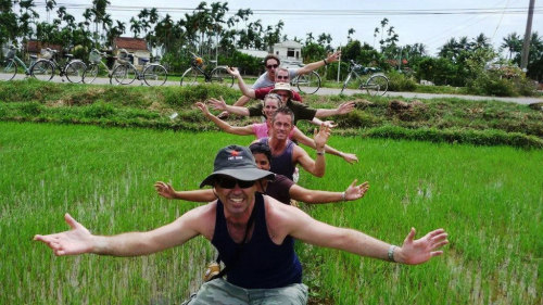 Small-Group Hue Countryside Bike Tour by Urban Adventures