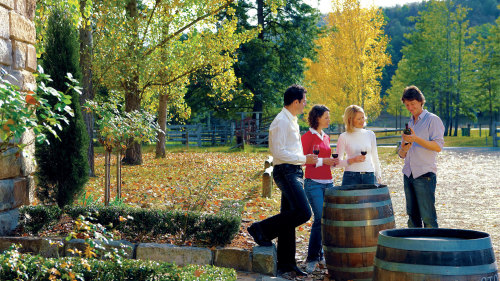 2-Day Hunter Valley Tour & Transfer by AAT Kings