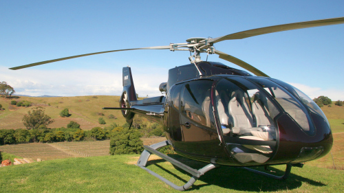 Private Hunter Valley Helicopter Tour & Lunch by Sydney Heli Tours
