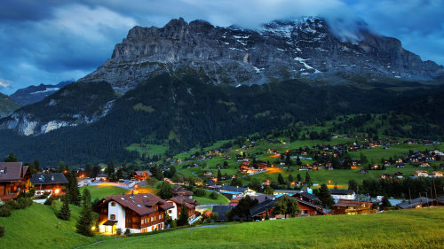 Interlaken & Grindelwald Day Trip