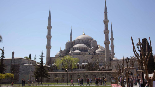 Small Group Best of Istanbul: Hagia Sophia, Basilica Cistern & Blue Mosque