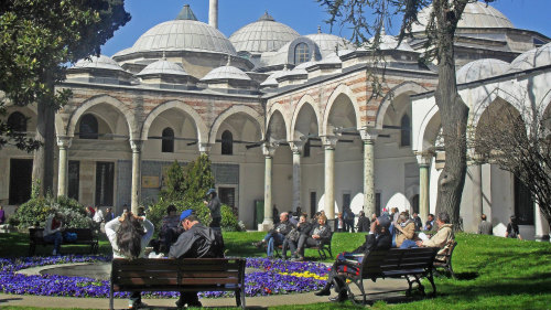 Combo Saver: Sightseeing Tour & Turkish Night with Meals