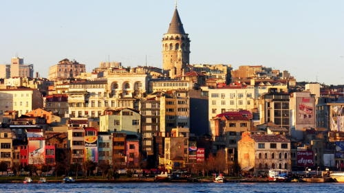 Istiklal Street & Galata, Genoese Small-Group Walking Tour with Lunch