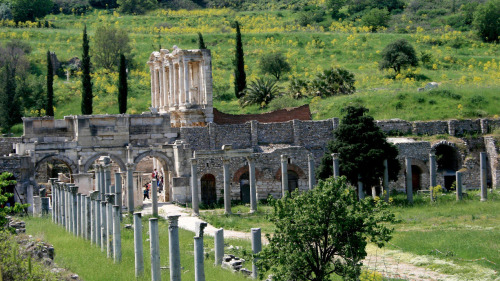 Ancient Ephesus Full-Day Tour with Flights & Lunch by Travelium