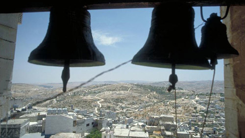 Bethlehem & Jerusalem Full-Day Tour from Tel Aviv