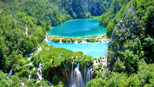 Plitvice Lakes Tour by Gray Line Croatia