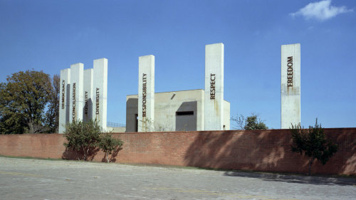 Apartheid Museum Half-Day Tour