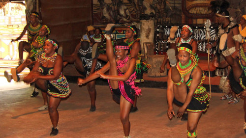 Pretoria & Lesedi Cultural Village Full-Day Tour