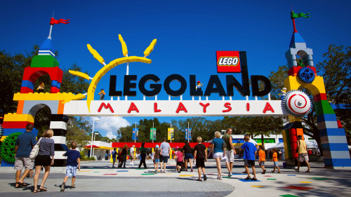 Private LEGOLAND® Malaysia Resort Tour with Overnight Stay