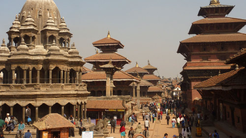 Small-Group Kingdoms of Patan & Bhaktapur by Urban Adventures