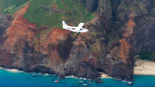 Kauai Sightseeing Tour by Plane