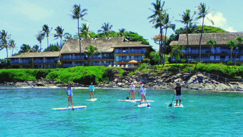Napili Bay Stand-Up Paddleboard Tour
